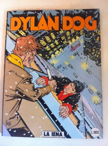 DYLAN DOG NUMERO 42 LA IENA SERGIO BONELLI EDITORE 1990 PRIMA EDIZIONE
