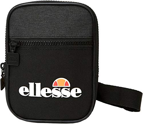 ellesse Unisex-Erwachsene Templeton Kleine Gegenstände Tasche, Schwarz, One Size