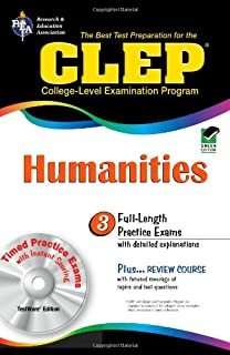 CLEP Humanities (CLEP Test Preparation)