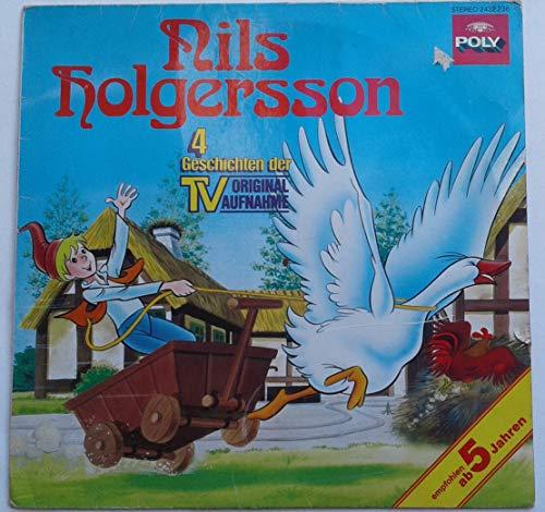 Selma Lagerlöf - Nils Holgersson - Wunderbare Reise Des Kleinen Nils Holgersson Mit Den Wildgänsen - Folge 1 - Poly - 2432 236