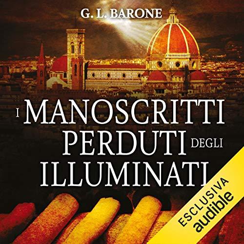 I manoscritti perduti degli Illuminati copertina