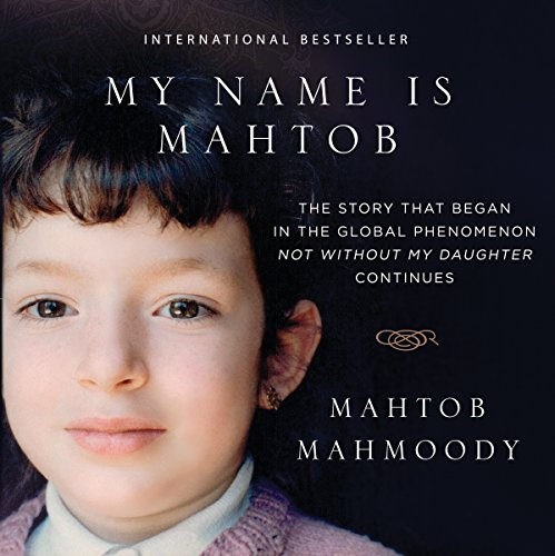 My Name Is Mahtob audiobook cover art