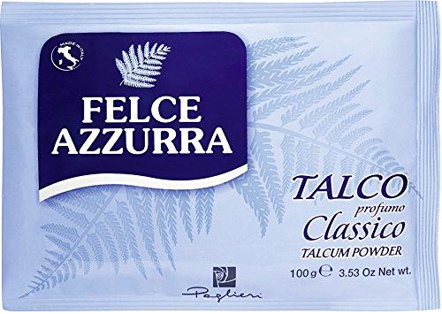 Felce Azzurra Lot de 12 sachets de poudre pour le corps 12 x 100 g