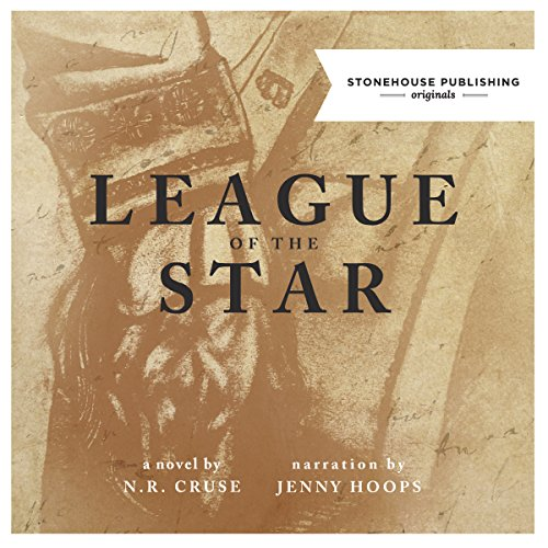 League of the Star audiobook cover art