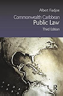 Commonwealth Caribbean Public Law (Commonwealth Caribbean Law)