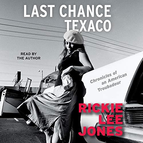 Last Chance Texaco cover art