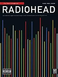 Radiohead: The Piano Songbook: Piano/ Vocal/ Guitar