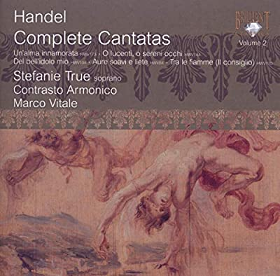 Handel: Complete Cantatas, Volume 2