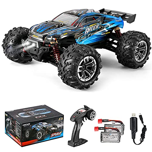 (50% OFF) 4WD RC Truck 30+ kmh High Speed  $39.99 – Coupon Code