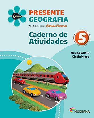 Presente Geo 5 Edição 5 Caderno