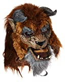 California Costumes Men's Storybook Beast Mask, Brown, One Size