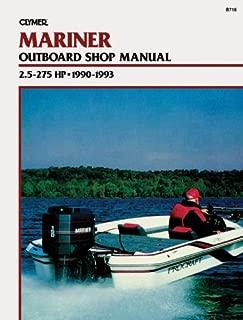 Mariner 2.5-275 HP OB 90-1993