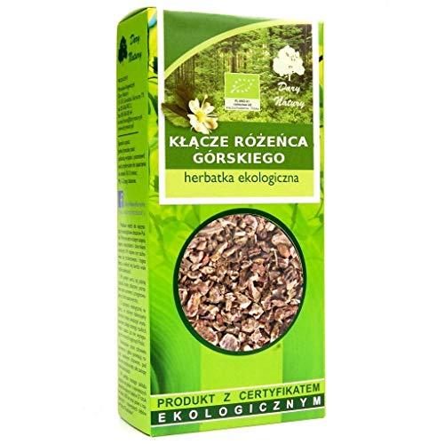 Rosenwurz Tee (Rhodiola rosea) BIO 50 g - DARY NATURY