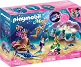 Playmobil - Concha de perla, Figurinas, Color Multicolor, 70095
