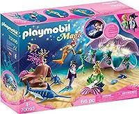 Playmobil Magic 70095 Nachtlicht Perlenmuschel, Ab 4 Jahren