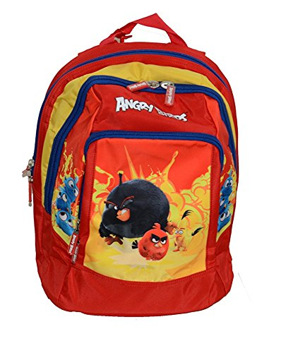 Angry Birds, Sac à dos rouge rouge