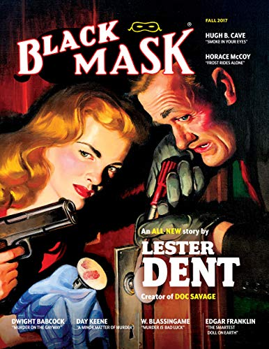 Black Mask (Fall 2017) (English Edition)