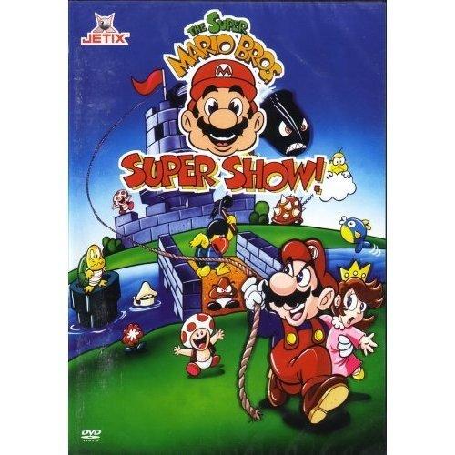 The Super Mario Bros - Super Show [DVD] The Super Mario Bros
