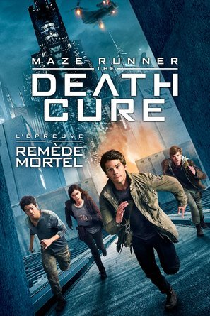 Import Posters Maze Runner : The Death Cure – Canadian Movie Wall Poster Print - 30CM X 43CM Brand New