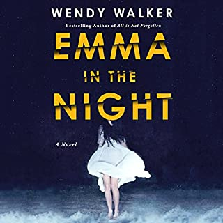 Emma in the Night audiobook cover art