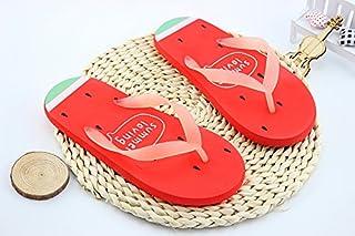 Donyyyy zapatillas de playa mujeres de fondo plano.