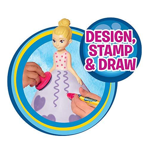 Aquadoodle jurk ontwerper knoeien gratis 3D creatieve tekening plezier voor kinderen van 18 maanden+