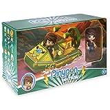 Pinypon Action Wild. Lancha Rescate para niños y niñas de 4 a 8 años (Famosa 700016340)