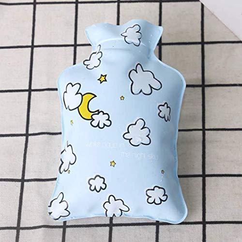 htrdjhrjy buitengewone Hot Water Fles, Creatieve Cartoon Dieren Pocket Draagbare Hot Water Fles Hand Warmer mode geschenk