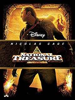 National Treasure (B0060CT8IM) | Amazon price tracker / tracking, Amazon price history charts, Amazon price watches, Amazon price drop alerts