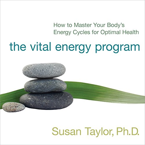 The Vital Energy Program audiobook cover art