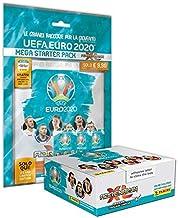 UEFA Euro 2020 Adrenalyn Xl Official Preview Collection Mega Starter Pack [BOX DA 24 Bustine - 4 Bustine Extra - 2 card Limited Edition - raccoglitore - guida ufficiale - Campo da gioco - Checklist]
