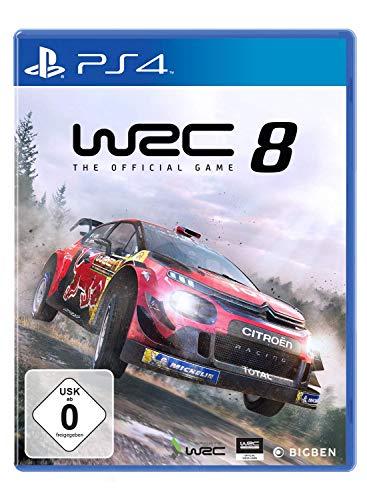 WRC 8 [PlayStation 4]