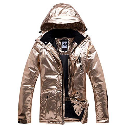 Ski Suit Shining Heren Ski Suit Set Winter Wear Waterdichte Winddichte Mountain Food Sneeuwslijtage Jas en Snowboard Broek