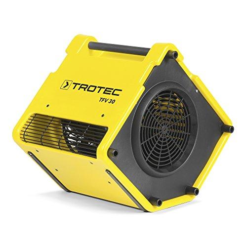 TROTEC Turbolüfter TFV 30 Ventilator Lüfter Radial Gebläse Trocknung Lüftung Ventilation Profi-Lüfter