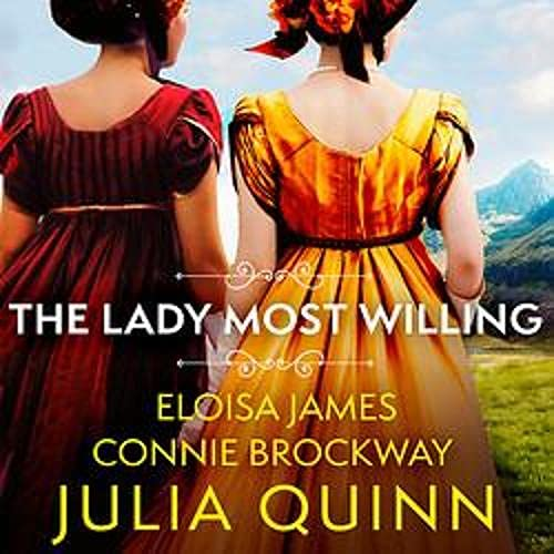 The Lady Most Willing cover art
