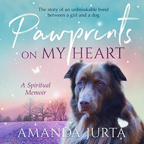 Pawprints on My Heart audiobook cover art