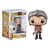Funko - Figurine Walking Dead - Carol Peletier Exclu Pop 10cm - 0849803048471...