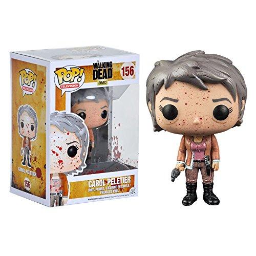 Funko - Figurine Walking Dead - Carol Peletier Exclu Pop 10cm - 0849803048471