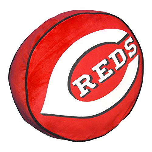 Northwest Cincinnati Reds MLB 15in Cloud Travel Pillow