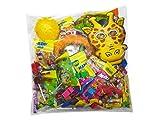 Estupenda Bolsa de Golosinas y Juguetes para Relleno de Piñatas Infantiles. Regalos y Juegos. Dulces para Fiestas de Cumpleaños, Bodas, Bautizos y Comuniones. DC