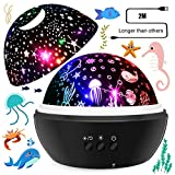 Best Baby Projectors - SYOSIN Baby Night Light Star Projector Lamp Warm Review
