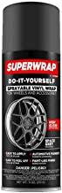 Superwrap Sprayable Vinyl Wrap for Wheels & Accessories - 11oz Spray Can/Paint - Gloss Series - Space Grey