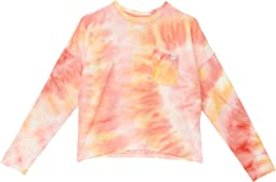 Sunshine Spirit Long Sleeve T-Shirt (Little Kids/Big Kids)