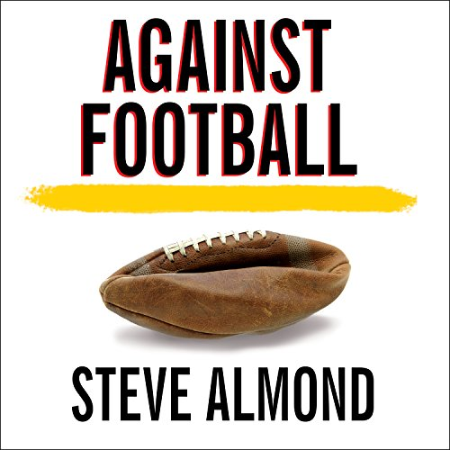 Against Football audiobook cover art