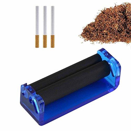 Swiftswan Acryl-Zigarette Drehmaschine, 70mm Automatische Tabacco Zigarette Roller Maker Drehmaschine Werkzeug