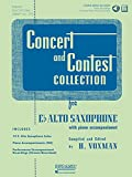 Concert and Contest Collection for Eb Alto Saxophone: Solo Book with Online Media