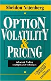 [155738486X] [9781557384867] Option Volatility & Pricing: Advanced Trading Strategies and Techniques Updated Edition - Hardcover