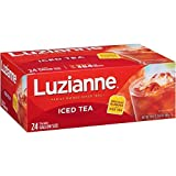 Luzianne Specially Blended gallon Size Iced Tea Bags, 24 Count Box-SET OF 2