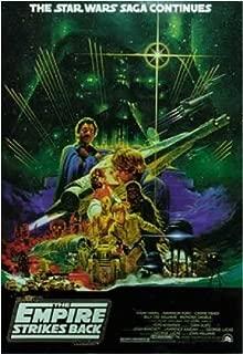 Star Wars: Episode V - The Empire Strikes Back - Movie Poster: Japanese (Size: 27'' x 39'')