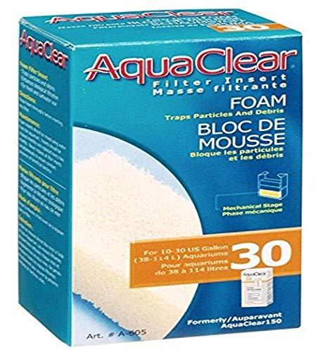 AquaClear Carga de Carbon 30, Foamex 🔥